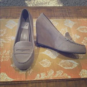 Dolce Vita wedges. Size 8
